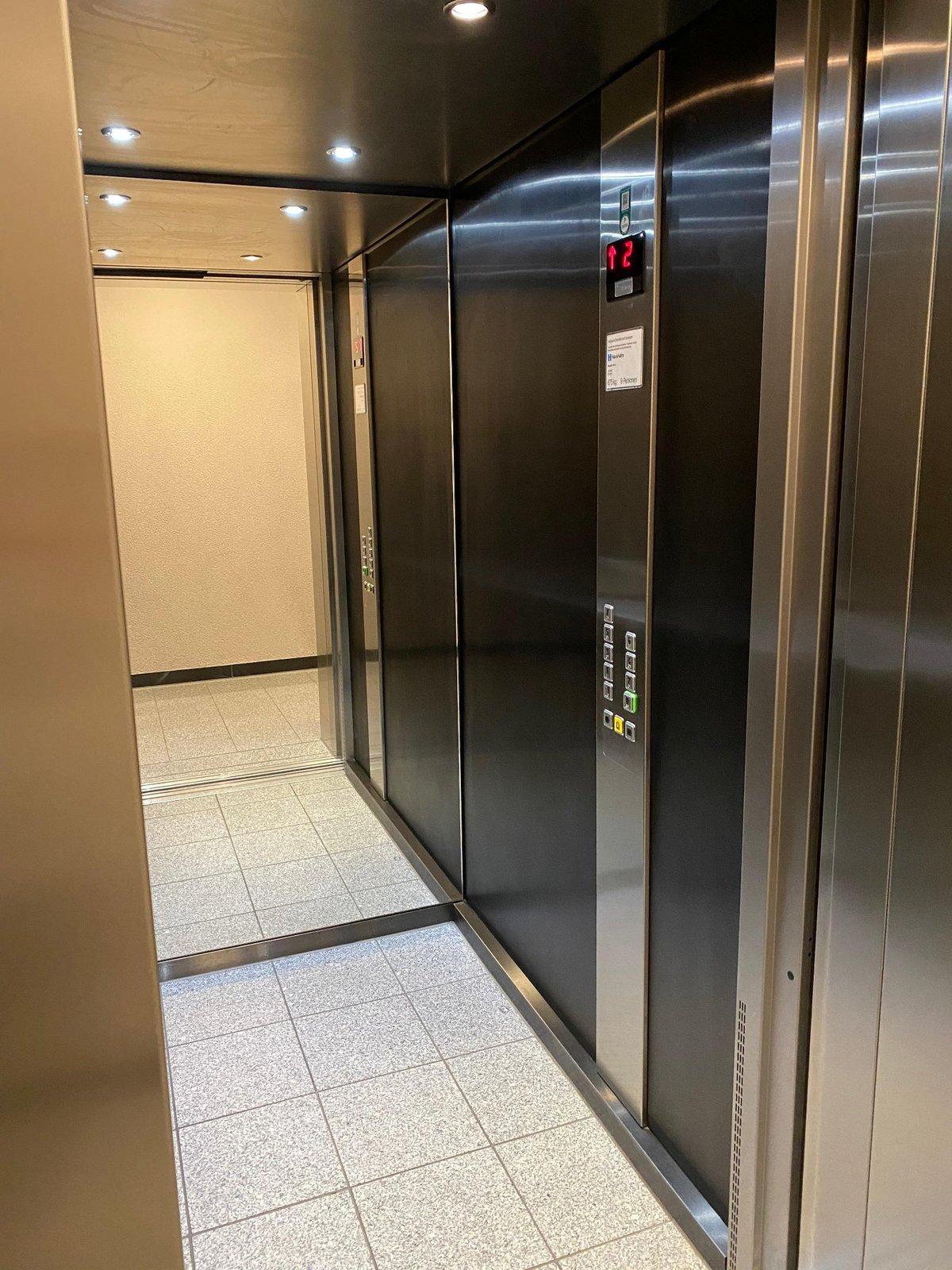 ETW-Fahrstuhl